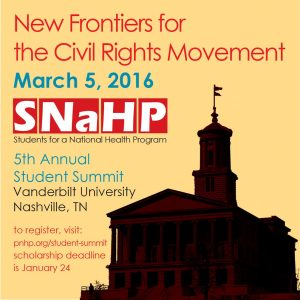 logo for SNaHP Nashville summit