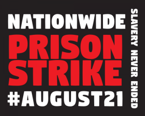 National Prison Strike Stamp